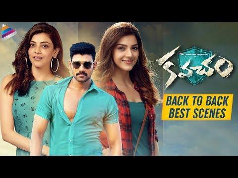 Kavacham Back To Back Best Scenes   Kajal Aggarwal   Bellamkonda Sreenivas   2019 Latest Movies