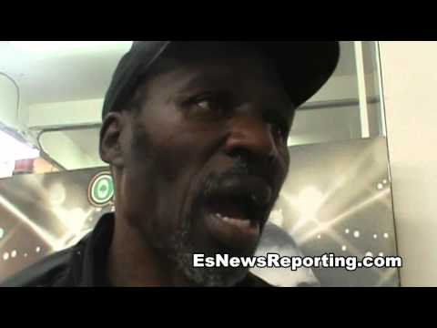 a boxing lesson with roger mayweather