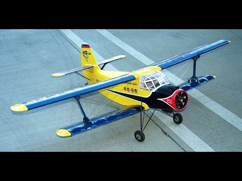 "The Antonov An-2 (nicknamed ""Annushka""..."