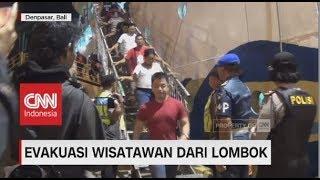 Video Wisatawan dari Lombok Dievakuasi ke Bali MP3, 3GP, MP4, WEBM, AVI, FLV Agustus 2018