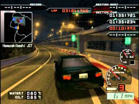 tokyo xtreme racer 3 playstation 2