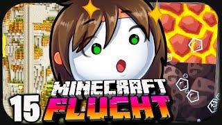 Wir bauen einen richtigen Minecraft-Fahrstuhl! • Minecraft: Flucht