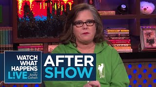 Video After Show: Rosie O'Donnell On Patti Lupone Shading Madonna | WWHL MP3, 3GP, MP4, WEBM, AVI, FLV Desember 2018