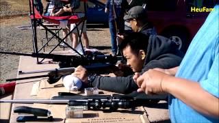 Hmoob Meskas Sim Phom (At The Gun Range)