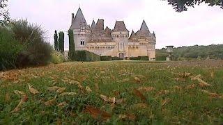 Saint-Julien-de-l'Herms France  City pictures : A la découverte du château privé de Bannes en Dordogne