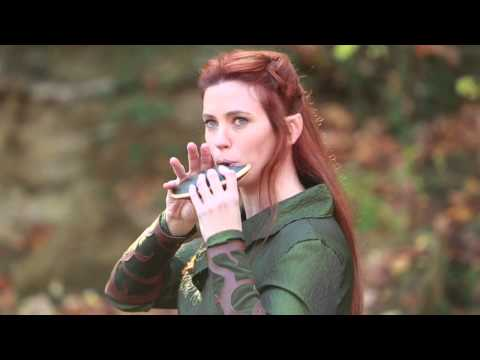 "Howard Shore  ""Misty Mountains Cold"" Cover by Stl Ocarina"