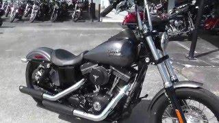 10. 326691 - 2014 Harley Davidson Dyna Street Bob FXDB - Used Motorcycle For Sale