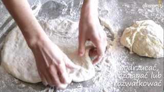 Jak zrobić najlepszy spód do pizzy