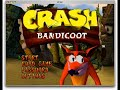 Crash Bandicoot  intro theme