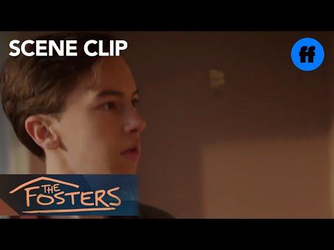 The Fosters | Season 4, Episode 15: Jude Meets A Man He Met Online | Freeform