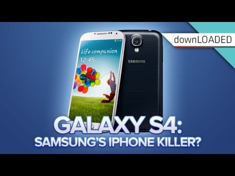 Samsung Galaxy S4 Hype, Ouya Game Console and Kickstarting Hollywood Movies