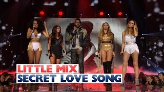Little Mix Ft. Jason Derulo - 'Secret Love Song' (Live at The Jingle Bell Ball 2015)