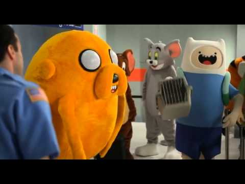 Cartoon Network - Airport Commercials (2011)