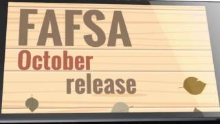 Early FAFSA for 2017-2018