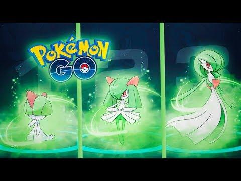 La MEJOR EVOLUCIÓN de RALTS KIRLIA GARDEVOIR en Pokémon GO [Keibron]