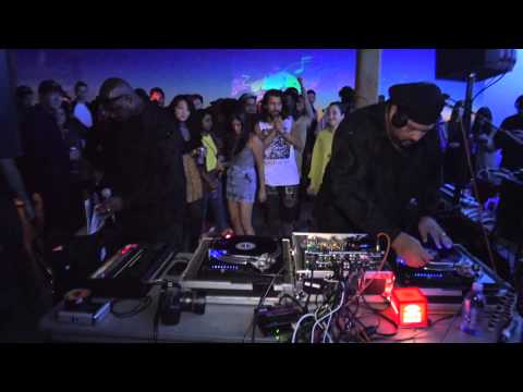 Live Music Show - Egyptian Lover (Boiler Room set)