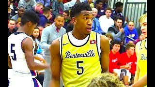 Before The NBA Draft - Kentucky's Malik Monk - Bentonville High (AR) - High School Highlights If you want to support us so we...
