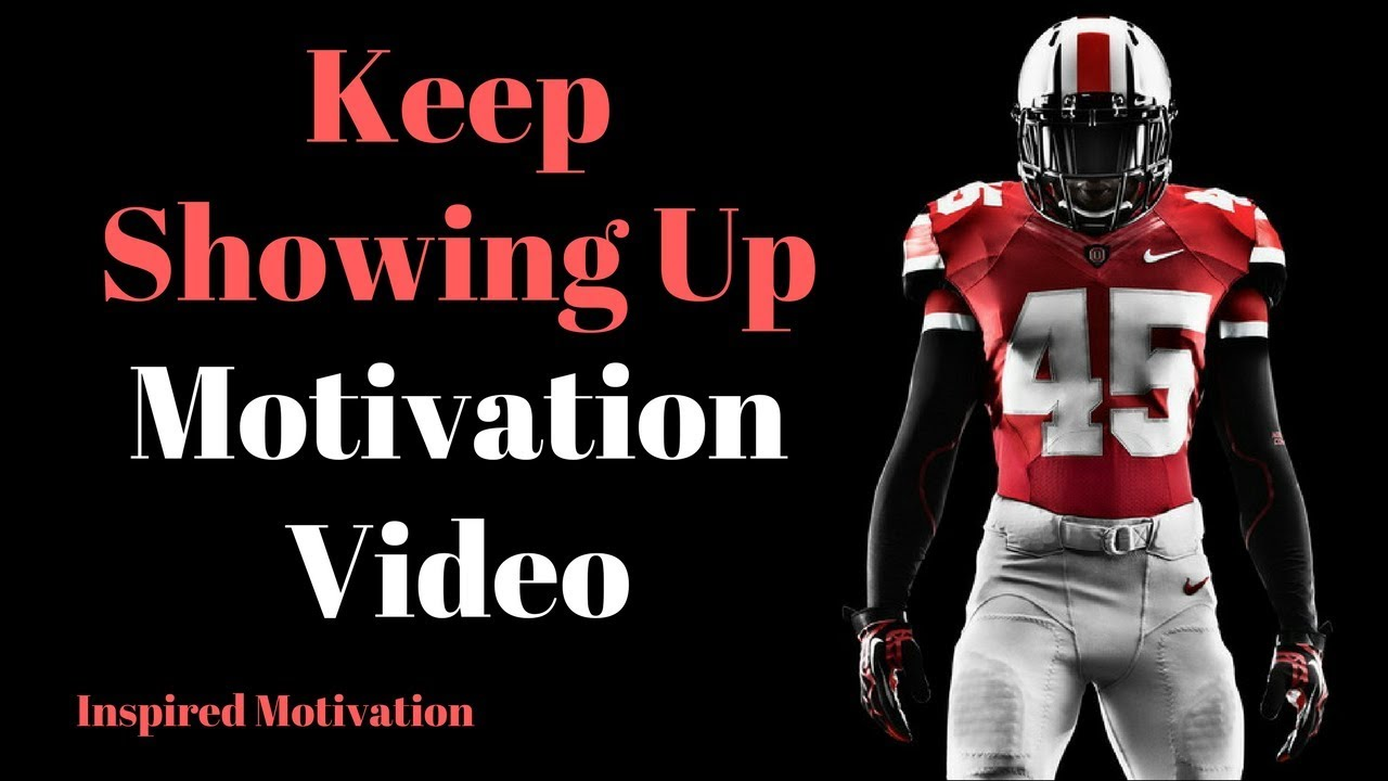 Workout Motivation-Football Motivational Video