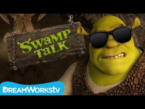 Swamp Slang | SWAMP TALK WITH SHREK AND DONKEY