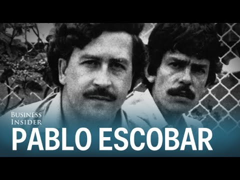 Pablo Escobar: The life and death of one of the biggest cocaine kingpins in history