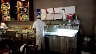 Pizza Display HP-655 youtube video