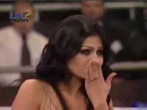fadiha hayfaa wahbi - Haifa pleure et parle de sa fille zineb.