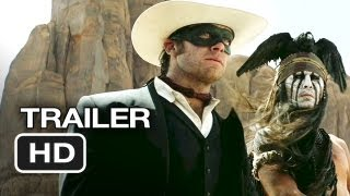 Nonton The Lone Ranger Official Trailer  1  2013    Johnny Depp Movie Hd Film Subtitle Indonesia Streaming Movie Download