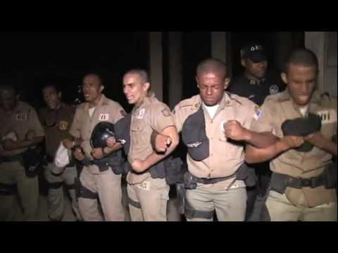 Oração do Guerreiro de Caatinga - CIOSAC CIATI 2011/1 GATI