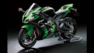 6. Kawasaki ZX10R 2019 (Specs And Information)