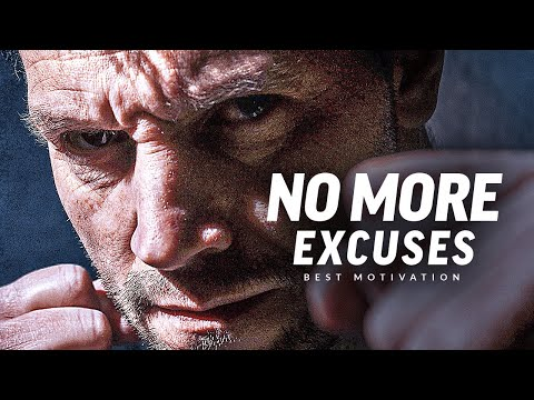 NO MORE EXCUSES - Best Motivational Speech Video 2021