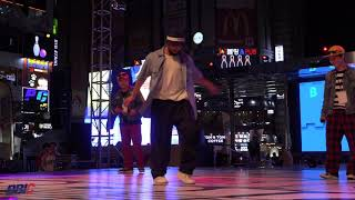 Greenteck vs Chany West – BBIC World Finals Day-1 POP SOLO TOP8