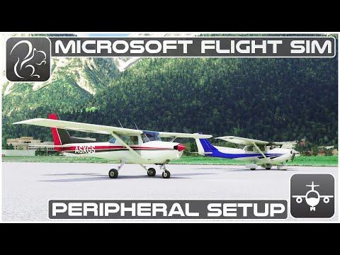 Tutorial #2 - Peripheral Control Setup - Microsoft Flight Simulator
