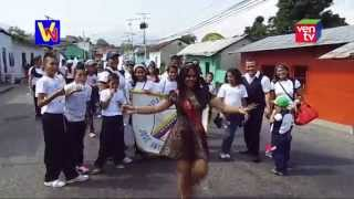 Inaugurados XXI Juegos Escolares Municipales Carvajal 2015