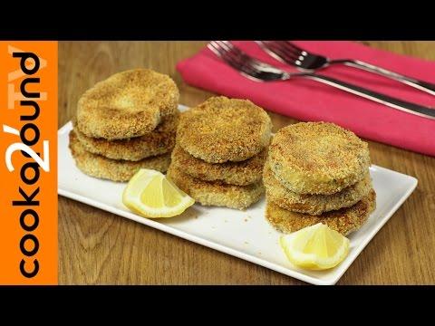 polpette di tonno al limone - ricetta