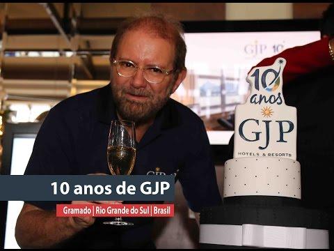GJP Hotels comemora 10 anos em Gramado (RS)