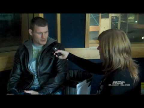 Michael Bisping and Dan Hardy living the Superstar Lifestyle