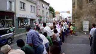 Saint-Maixent-l'Ecole France  city images : Tour de France 2003 -Bordeaux to Saint-Maixent-L'Ecole