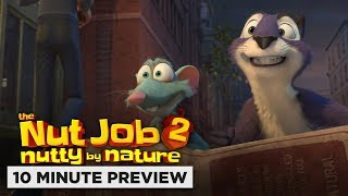 Nonton The Nut Job 2: Nutty by Nature | 10 Minute Preview | Film Clip | Now on Blu-ray, DVD & Digital Film Subtitle Indonesia Streaming Movie Download