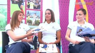 Video Les Questions décalées avec l'équipe de France féminine de Football MP3, 3GP, MP4, WEBM, AVI, FLV Oktober 2017