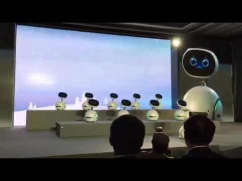 華碩Zenbo機器人售價公布 元旦開放預購!