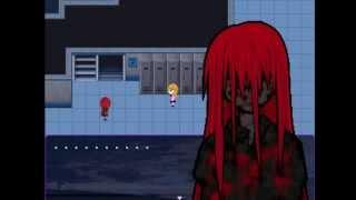 【赤髪の怨霊】巨乳とお化けが鬼ごっこする実況 -2-