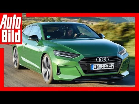 Audi A4 Coupé / Cabrio - Zukunftsaussicht - Details ...