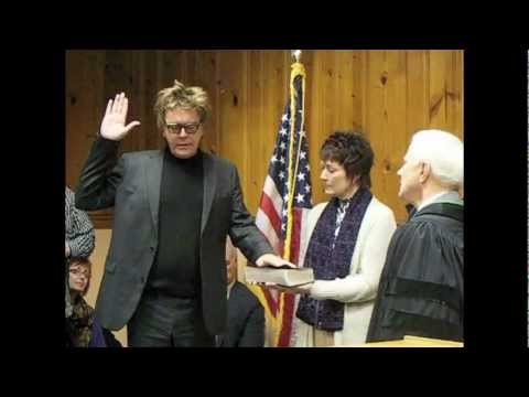 Drew Hastings Sworn In (1-2-12)