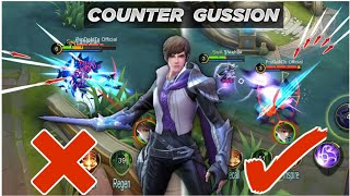 Gusion Counter Guide | Easy way to Counter Gusion | Mobile Legends