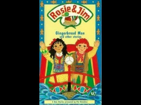 Rosie and Jim - Gingerbread Man and other stories [VHS] (1995)