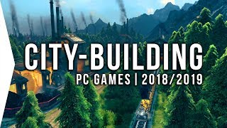 Video 24 Upcoming PC City-building Games in 2018 & 2019 ► Survival RTS City-builders! MP3, 3GP, MP4, WEBM, AVI, FLV Januari 2018