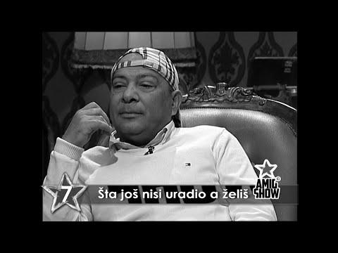 AMI G SHOW - Džej Ramadanovski (08. 12.) - cela emisija