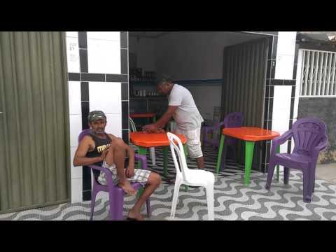 FIMADO POR BETO CEGO - o Bar do Fogão em Iguaraci - PE