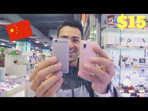 Buying a $15 Smartphone in China | Is it Possible?
