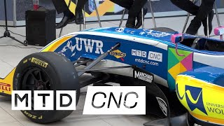 FBC Manby Bowdler Proud to Sponsor UWR F3 Team